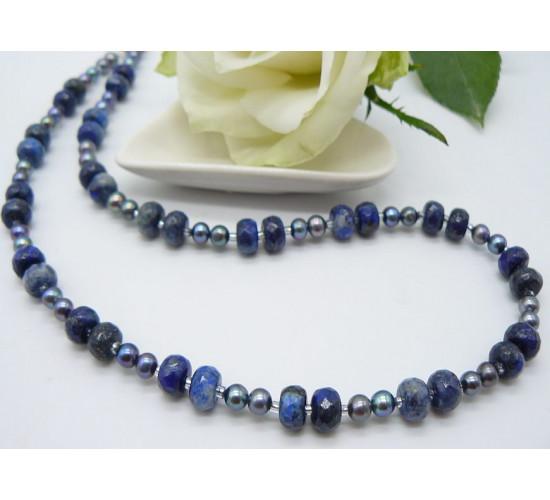 September's Birthstone - Lapis Lazuli