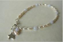 Pearl Charm Bracelets